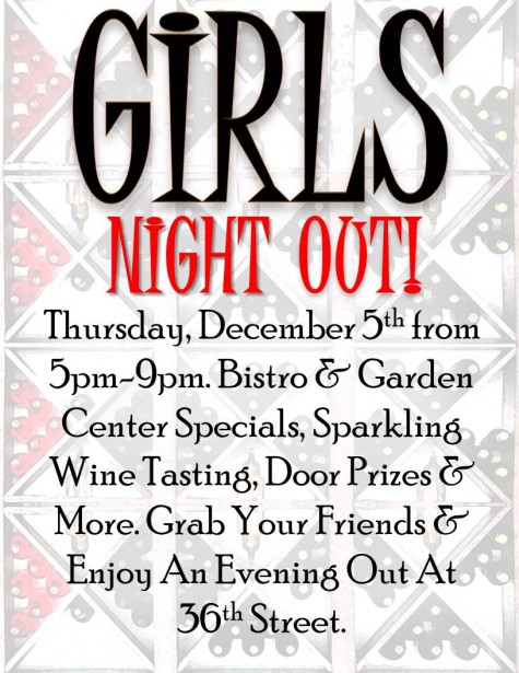 girlsnight out 2013